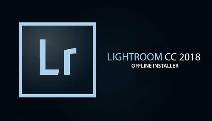 Adobe-Lightroom-CC-2018-offline-installer
