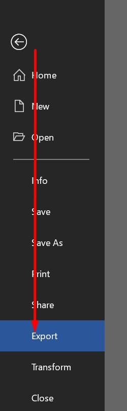Print Word เป็น PDF อย่างง่ายดาย ไม่ต้องลงโปรแกรมให้เสียเวลา