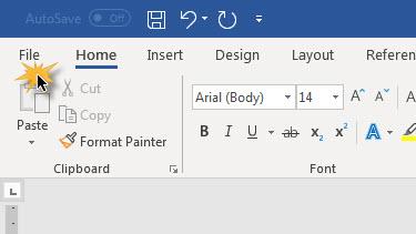 วิธีลดขนาดไฟล์ Microsoft Word ให้เล็กลง ใช้ได้ทุกเวอร์ชั่น