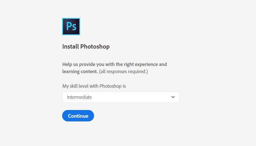 ดาวน์โหลด Photoshop CC ฟรี ง่ายนิดเดียว