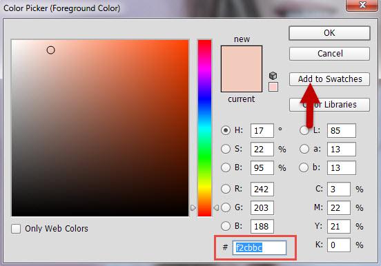 การดูดสี Photoshop ดูดจากภาพอื่น